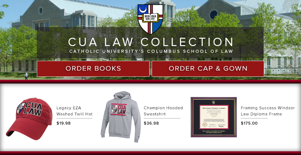 CUA Law Collection, Catholic University's Columbus School of Law